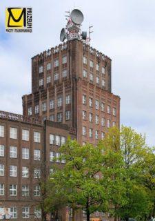 Zdjęcie nr 2: widok budynku od strony ul. Krasińskiego
