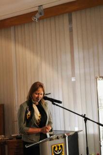 Agnieszka Miza - Dyrektor Muzeum Poczty i Telekomunikacji we Wrocławiu