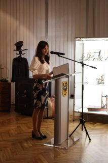 Izabela Kupietz - kurator wystawy